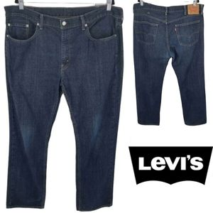 Levi's Men's 559 Relaxed Straight Fit Denim Jeans